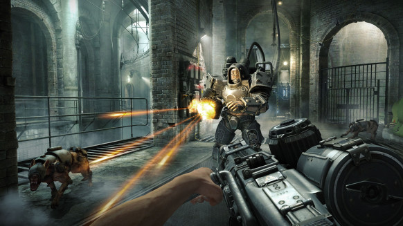 Wolfenstein: The Old Blood już dostępne w PlayStation Store