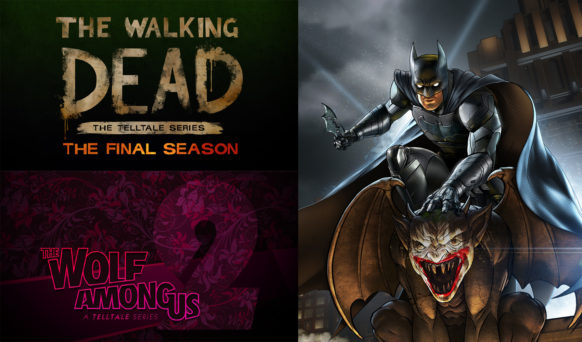 Telltale Games zdradza swoje plany. The Walking Dead: The Final Season, Batman: The Enemy Within oraz The Wolf Among Us 2