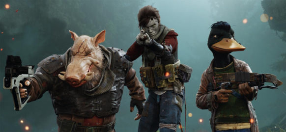Nuklearne mutanty na PS4. Zapowiedziano Mutant Year Zero: Road to Eden